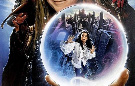 """Labyrinth"" poster."
