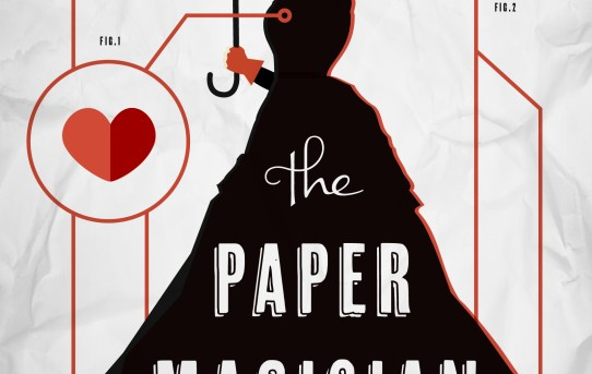 The Paper Magician by Charlie N. Holmberg - book review