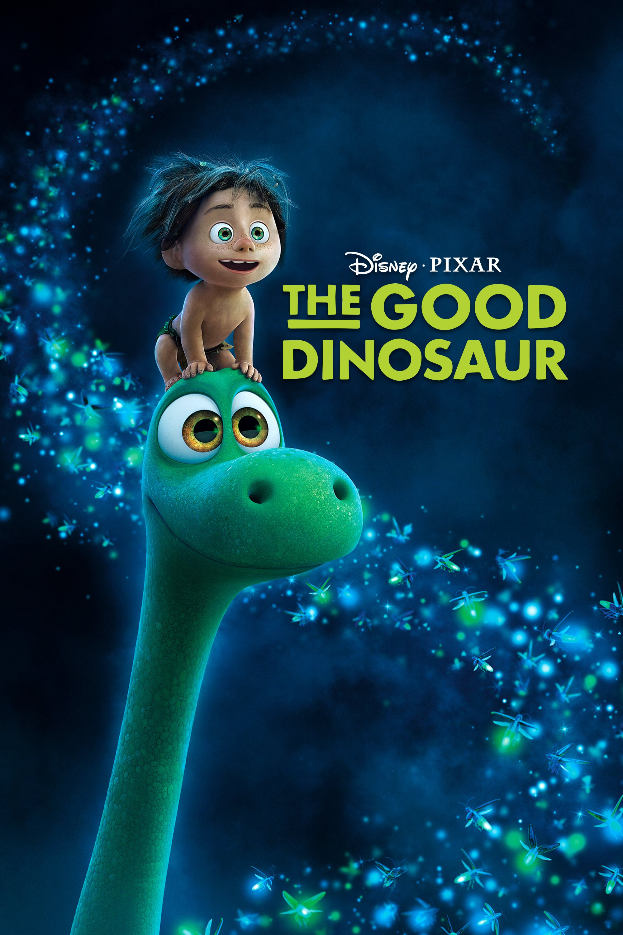 """The Good Dinosaur"" teaser poster."