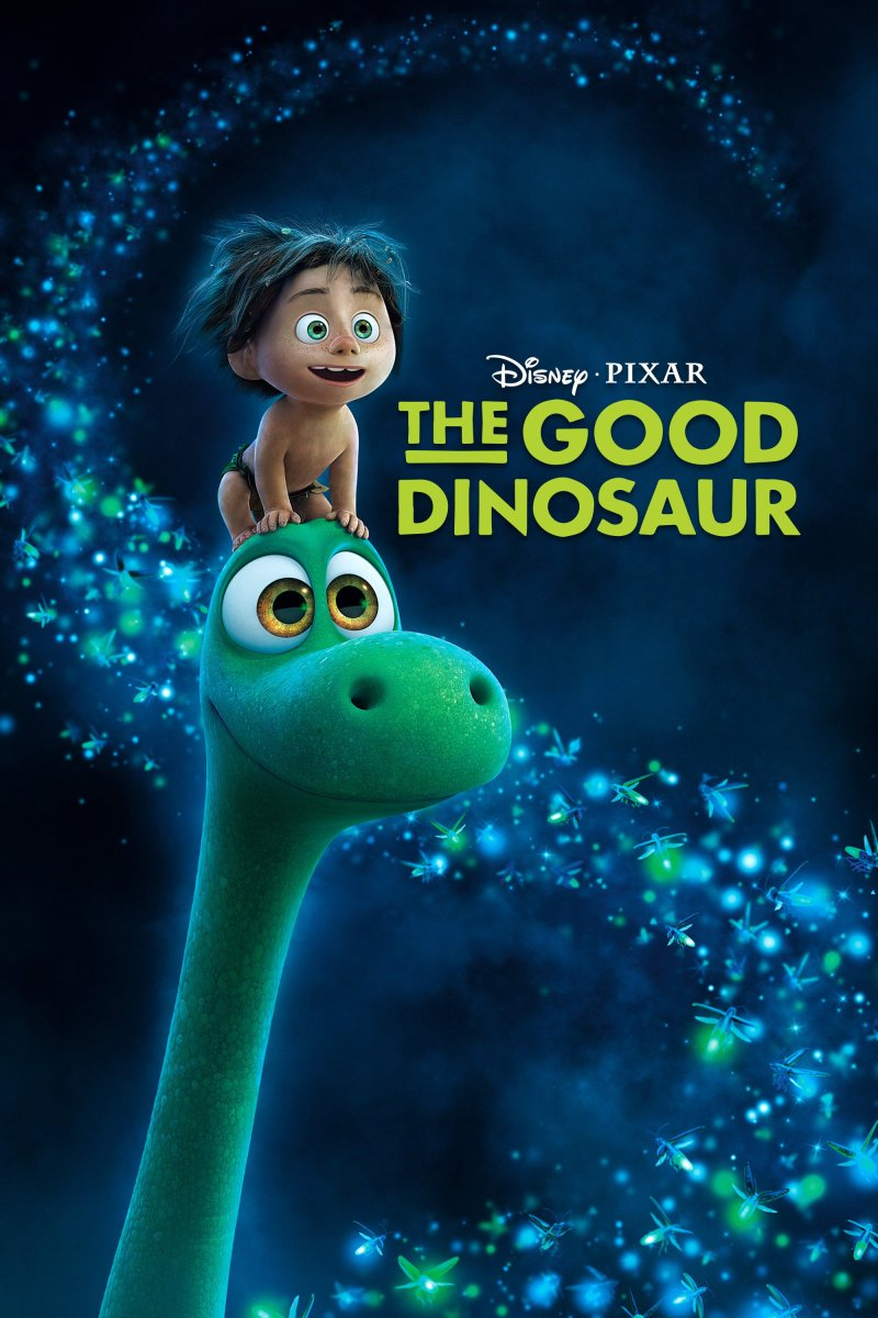 The Good Dinosaur - film review