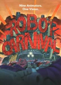 """Robot Carnival DVD cover""."