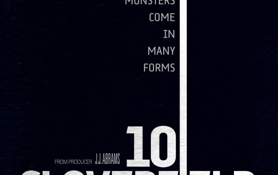 """""""10 Cloverfield Lane"""" theatrical teaser poster."""
