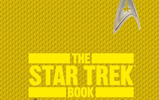 """The Star Trek Book""."