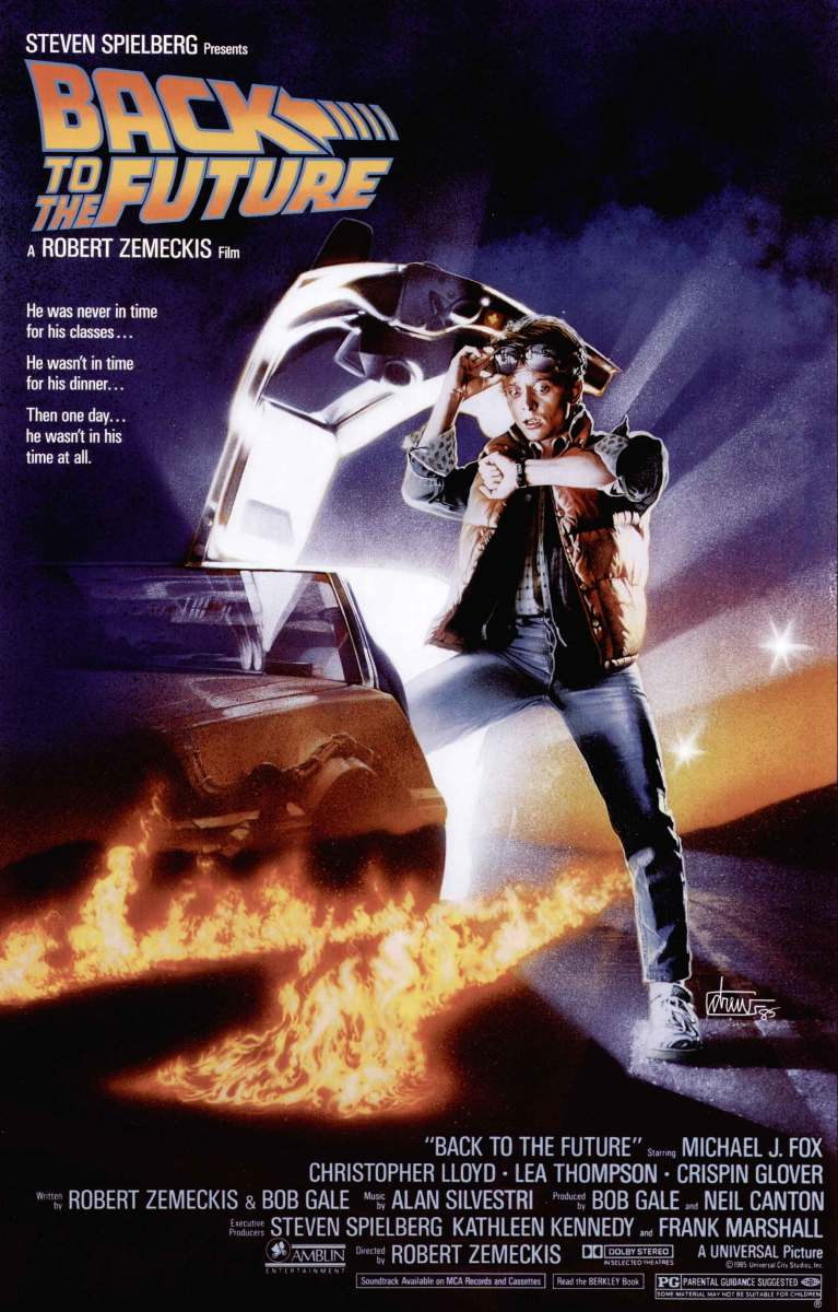 Back to the Future - film review