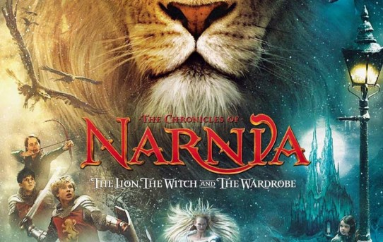 """The Lion, the Witch and the Wardrobe"" theatrical teaser poster."