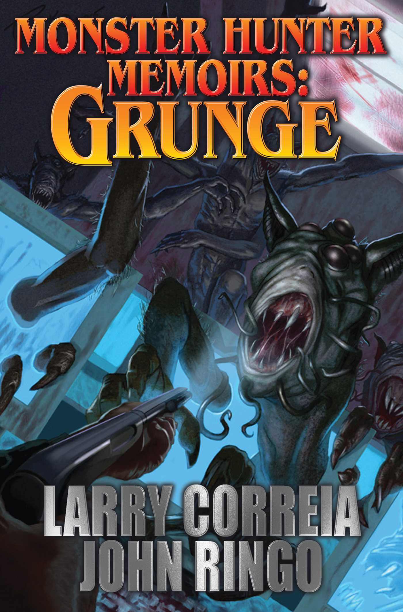 """Monster Hunter Memoirs - Grunge"" by Larry Correia and John Ringo."