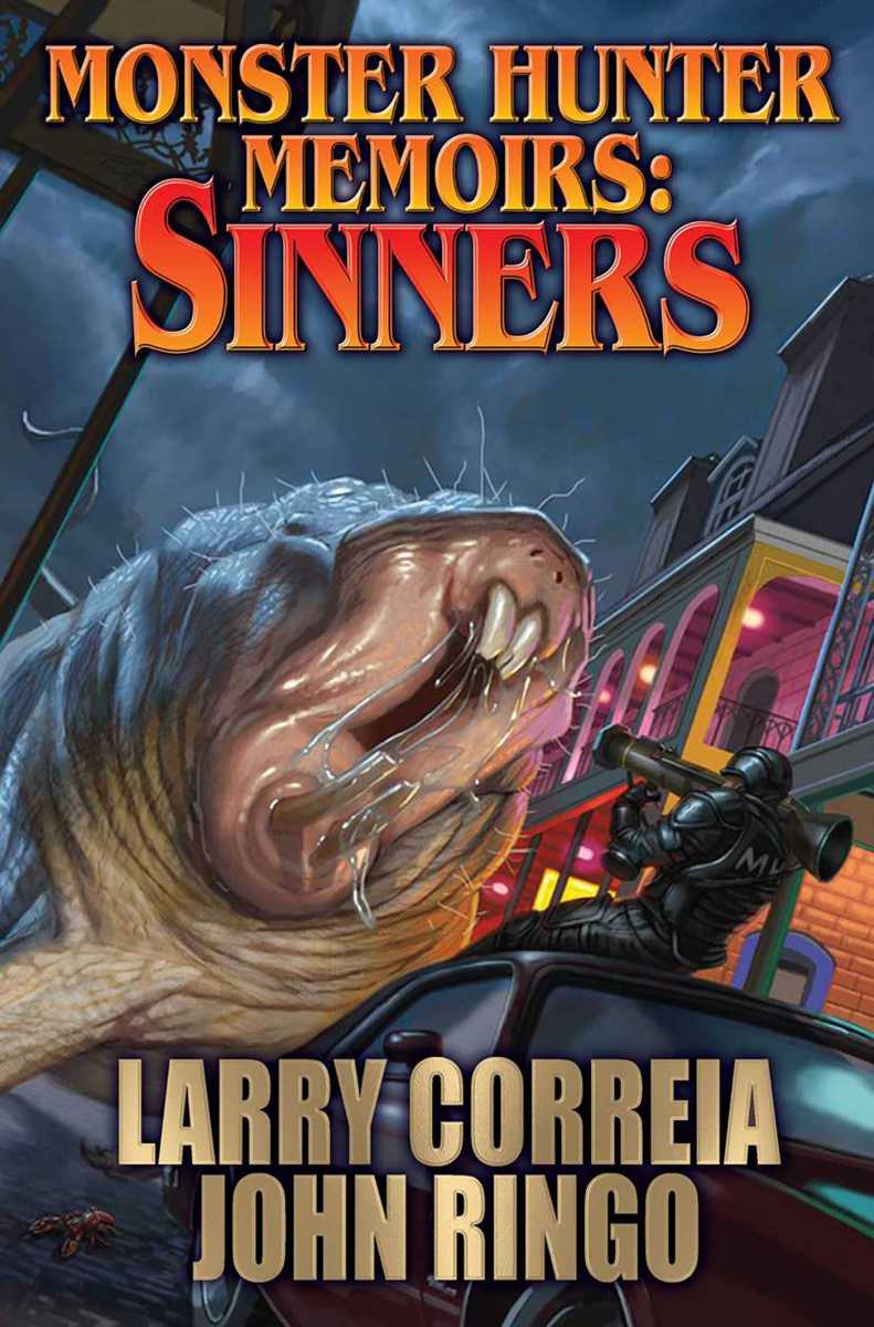 Monster Hunter Memoirs - Sinners by Larry Correia and John Ringo