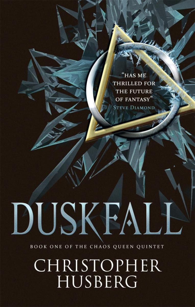 Duskfall by Christopher Husberg - book review
