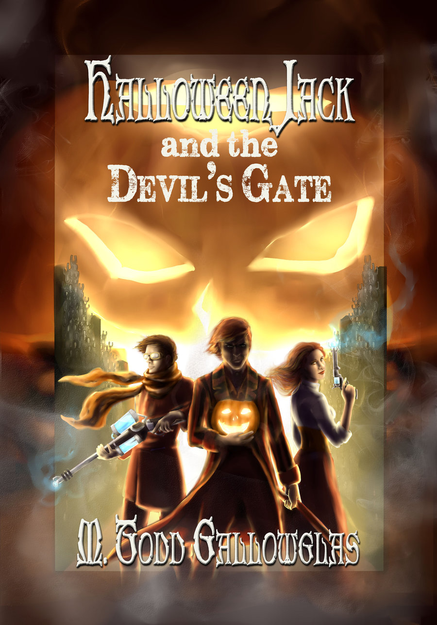"""Halloween Jack and the Devil's Gate"" by M. Todd Gallowglas."