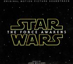"""Star Wars - The Force Awakens Original Motion Picture Soundtrack"" by John Williams."
