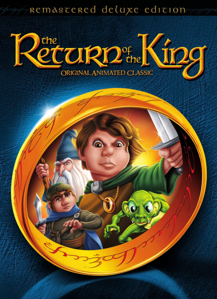 The Return of the King 1980  animated film review  MySF Reviews