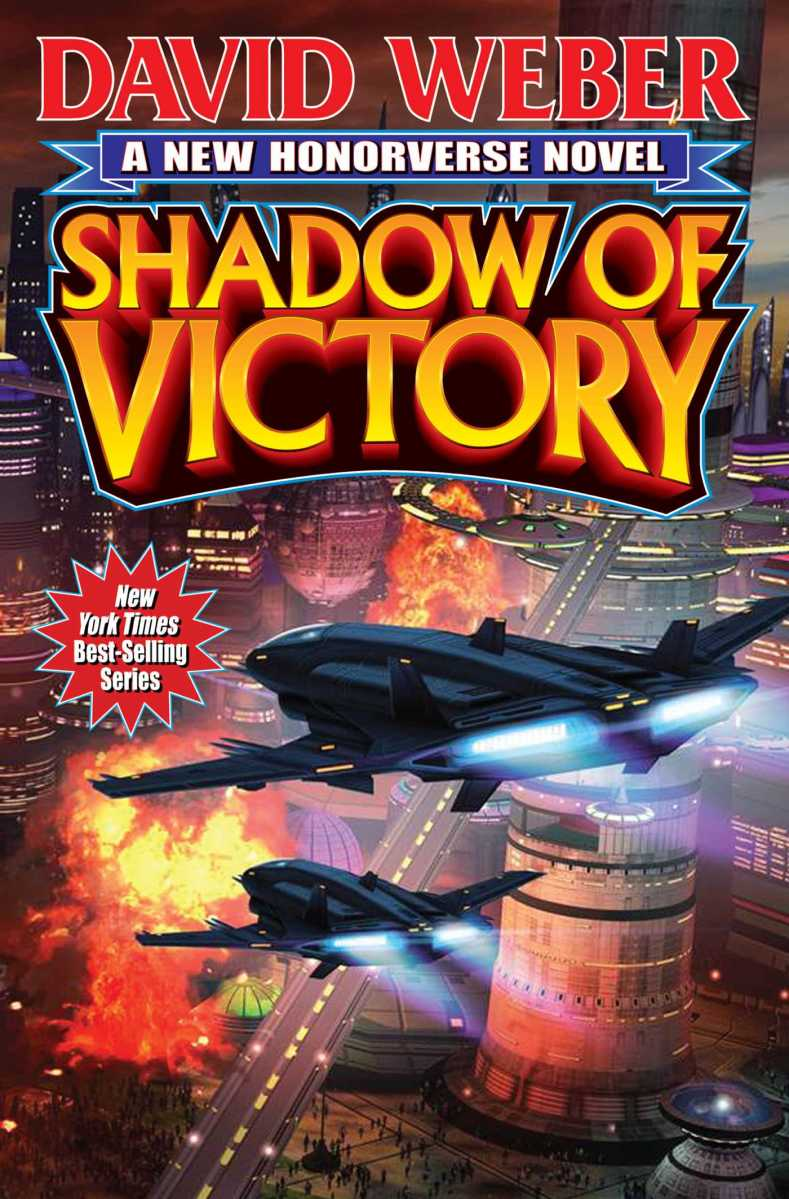Shadow of Victory by David Weber - novel review
