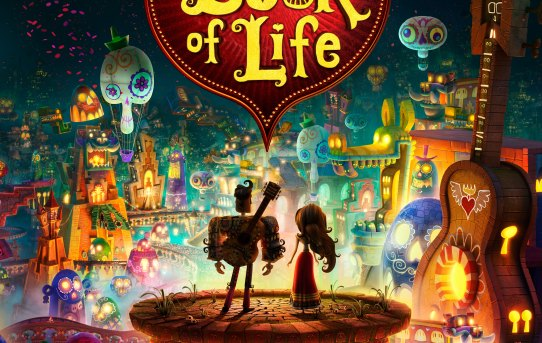 """The Book of Life"" theatrical teaser poster."