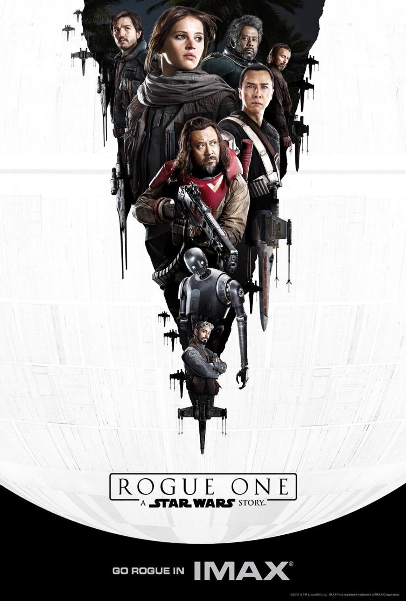 Rogue One - A Star Wars Story - film review