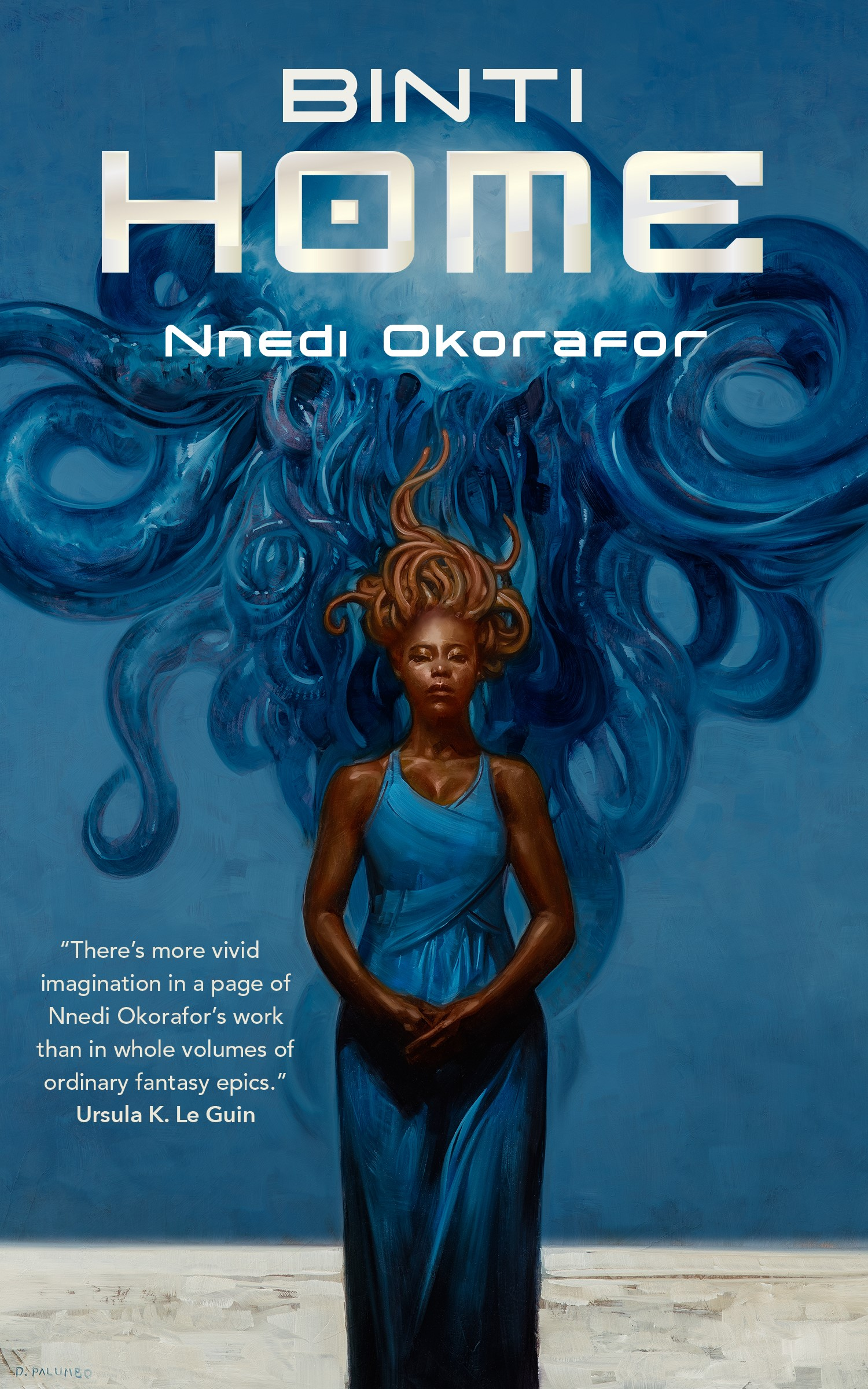 """Binti - Home"" by Nnedi Okorafor."