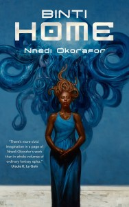 """Binti Home"" by Nnedi Okorafor."
