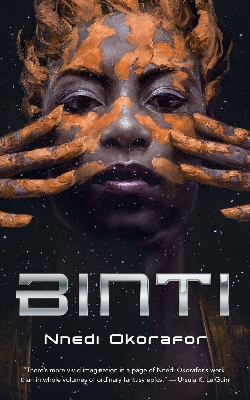 """Binti"" by Nnedi Okorafor."