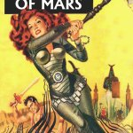 Black Amazon of Mars by Leigh Brackett – short audiobook review