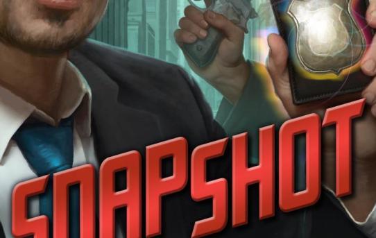 Snapshot by Brandon Sanderson - short fiction review