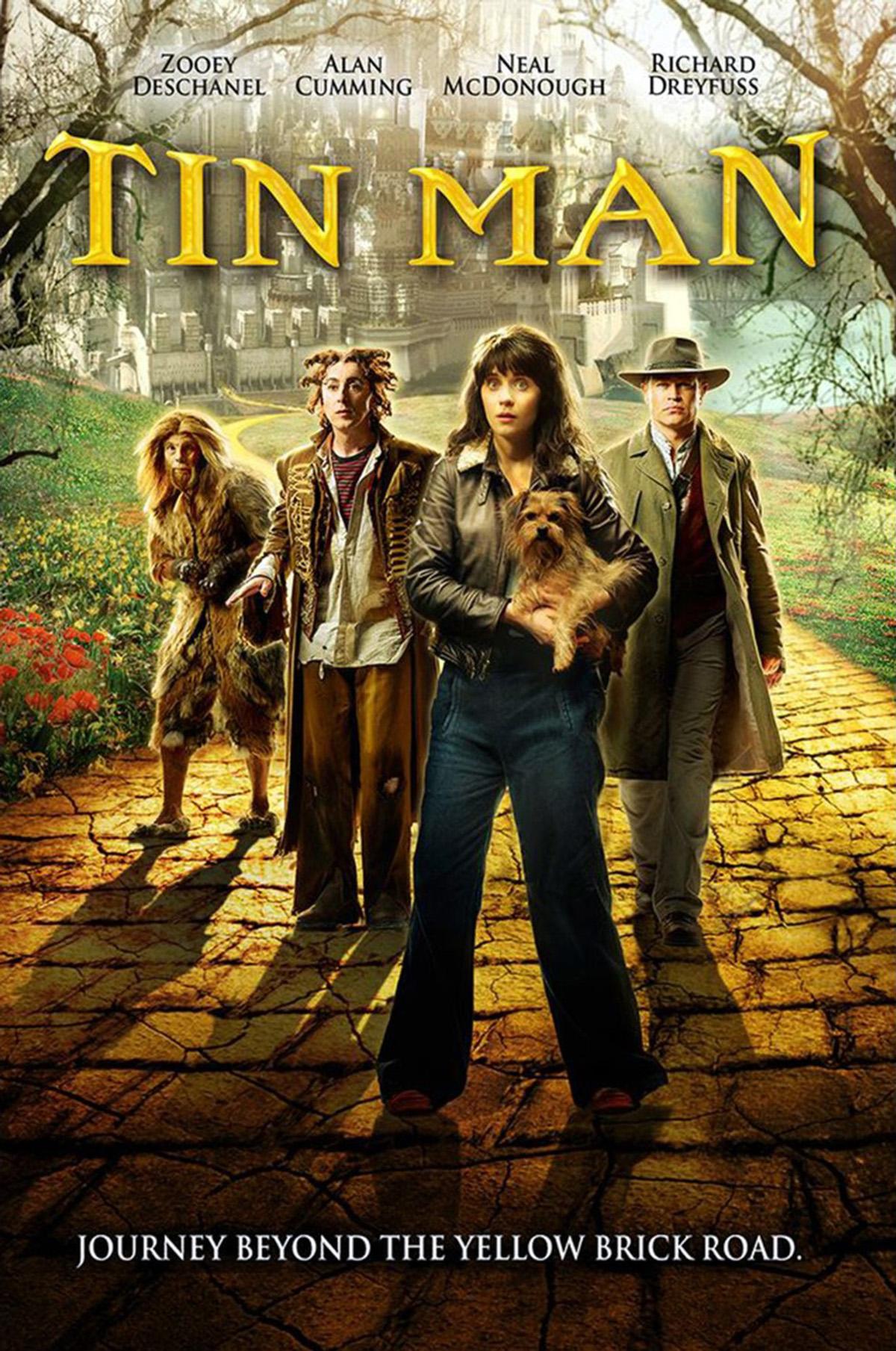 """""""Tin Man"""" teaser poster."""
