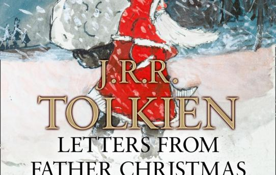 Letters from Father Christmas by J.R.R. Tolkien - short audiobook review