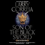 Son of the Black Sword by Larry Correia – audiobook review