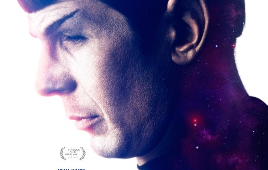 """For the Love of Spock"" poster."