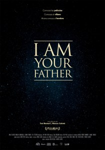 """""""I Am Your Father"""" poster."""