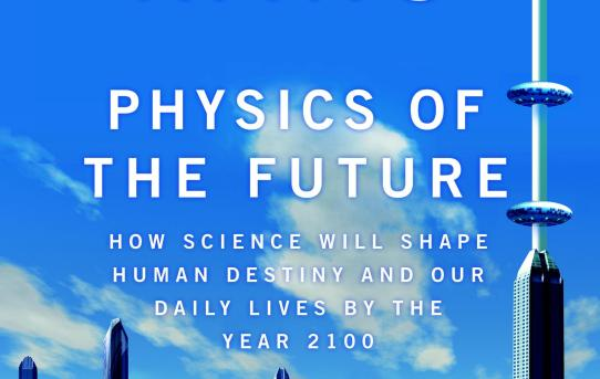 """Physics of the Future"" by Michio Kaku."
