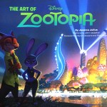 The Art of Zootopia by Jessica Julius – art book review