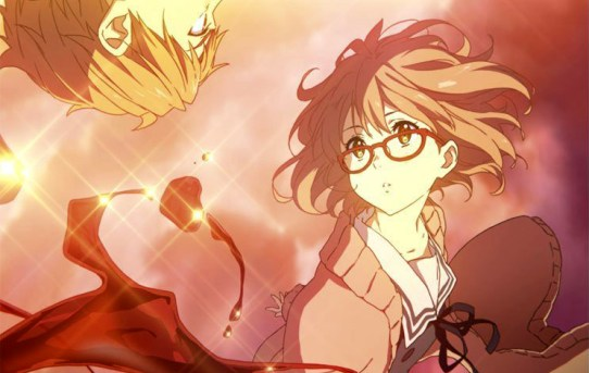 Beyond the Boundary - anime television series review