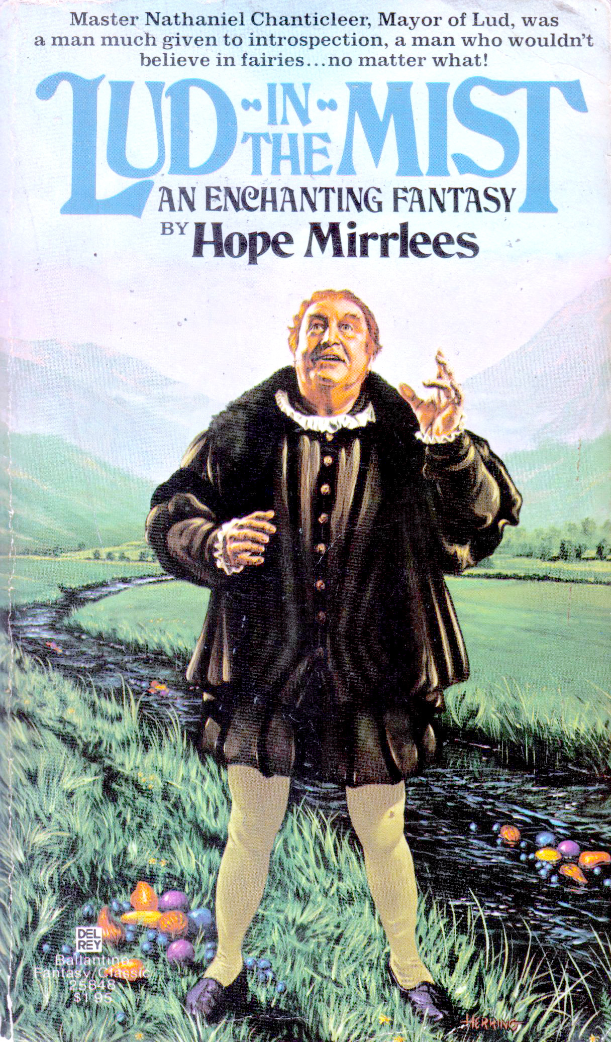 """""""Lud-in-the-Mist"""" by Hope Mirrlees."""