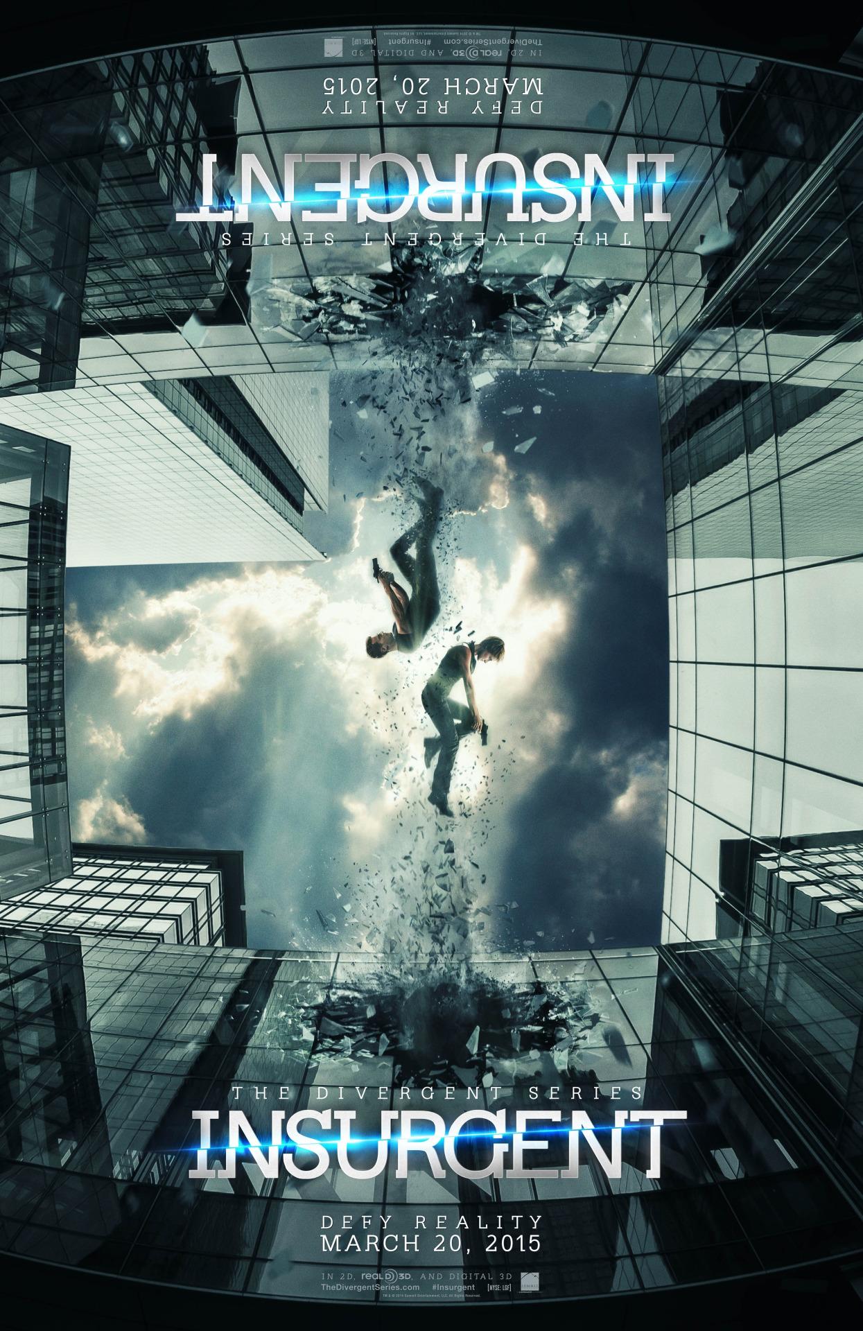 Insurgent Film Trailer