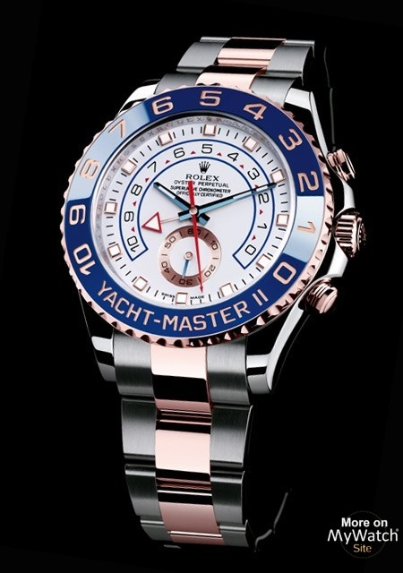 Watch Rolex Yacht Master II Oyster Perpetual 116681