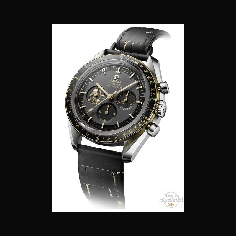 Watch Omega Omega Speedmaster Apollo 11 50th Anniversary Steel Limited Edition   Speedmaster 310.20.42.50.01.001 Steel - Yel...