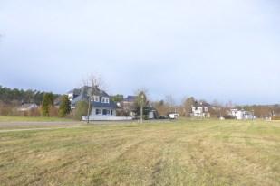 Welchen Nachbarn werden wir auf diesem freien Grundstück wohl kennenlernen?