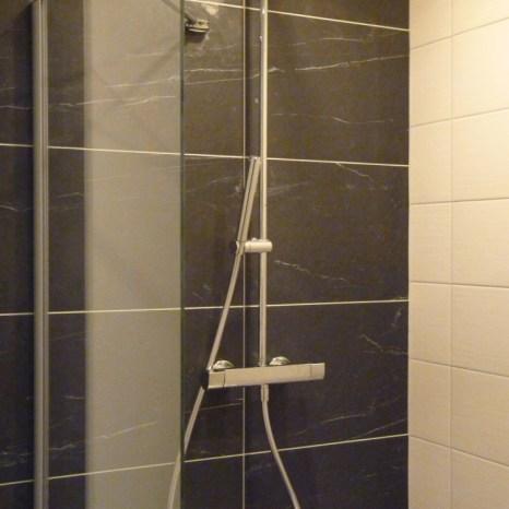 die Dusche ...