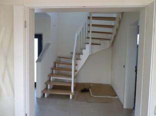 die wunderschöne Treppe