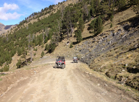 4x4 Adventures in Andorra