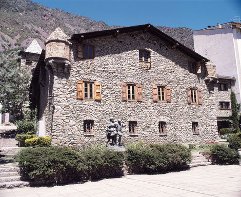 Andorra Valleys House