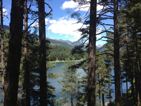 Andorra Forests and Lakes