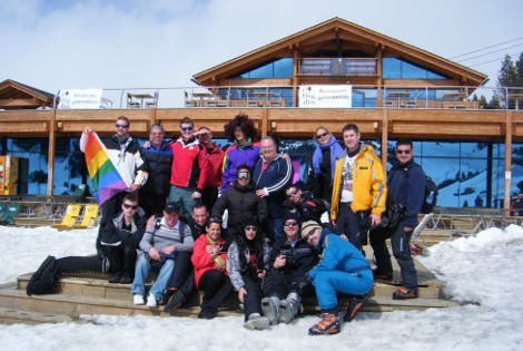 LGTB friendly group travel to Andorra