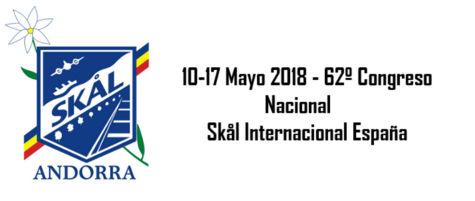 Skal Spain COngress 2018 Congreso Nacional Skal España 2018