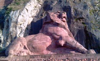 Belfort Lion France