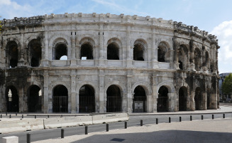 Nîmes Amphiteatre Arena France