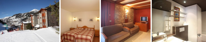 Holiday Apartment Nordic in Andorra El Tarter