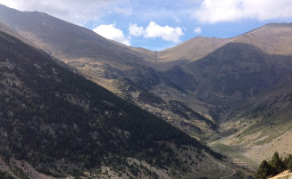 Nuria Valley Spain Pyrenees