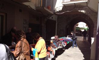 Seu d'Urgell Market Spain