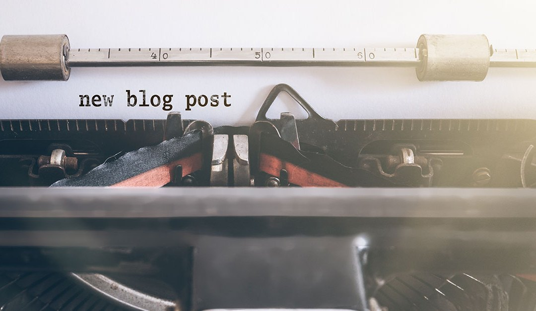 Top Benefits of Blogging for your Business Website