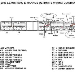 1jz Vvti Ecu Wiring Diagram 7 Pin Trailer Plug Canada 2001 And 2002-2005 Is300 E-manage Ultimate - Lexus Is Forum